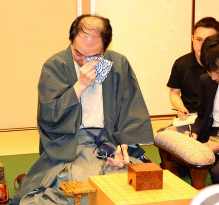 木村新王位の画像